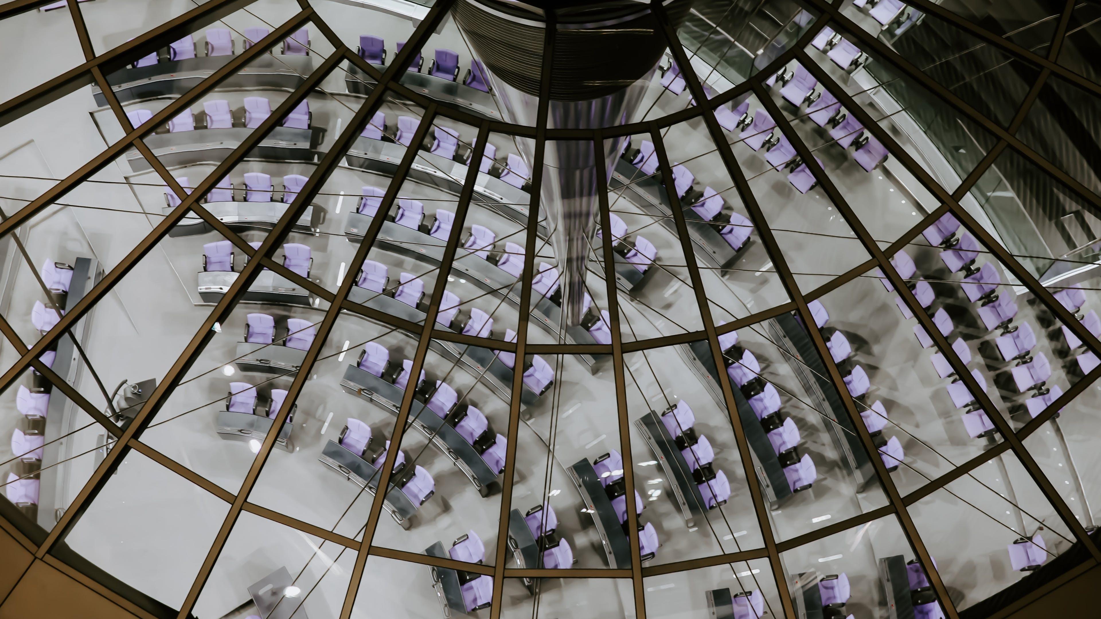 Bestuhlung im Deutschen Bundestag