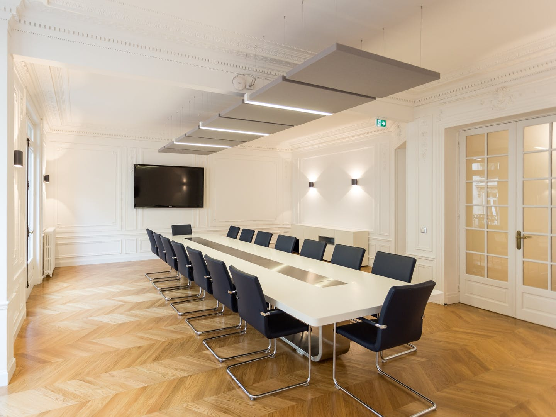 Thonet Konferenzstühle