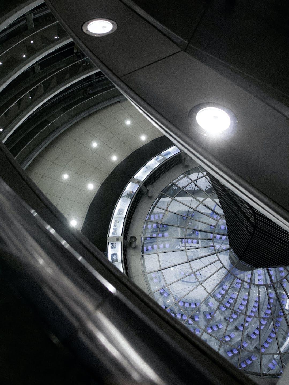 Kuppel des Reichstagsgebäudes