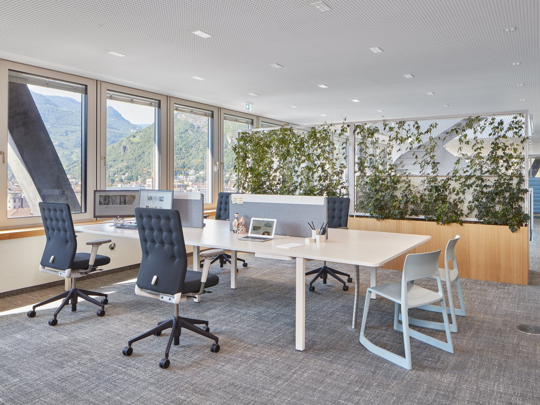 Club Office - Arbeitsplätze