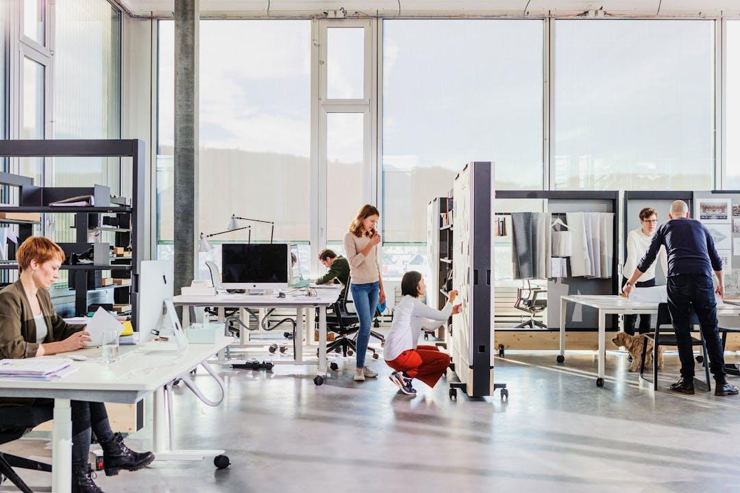 Bürokonzepte für die Zukunft
