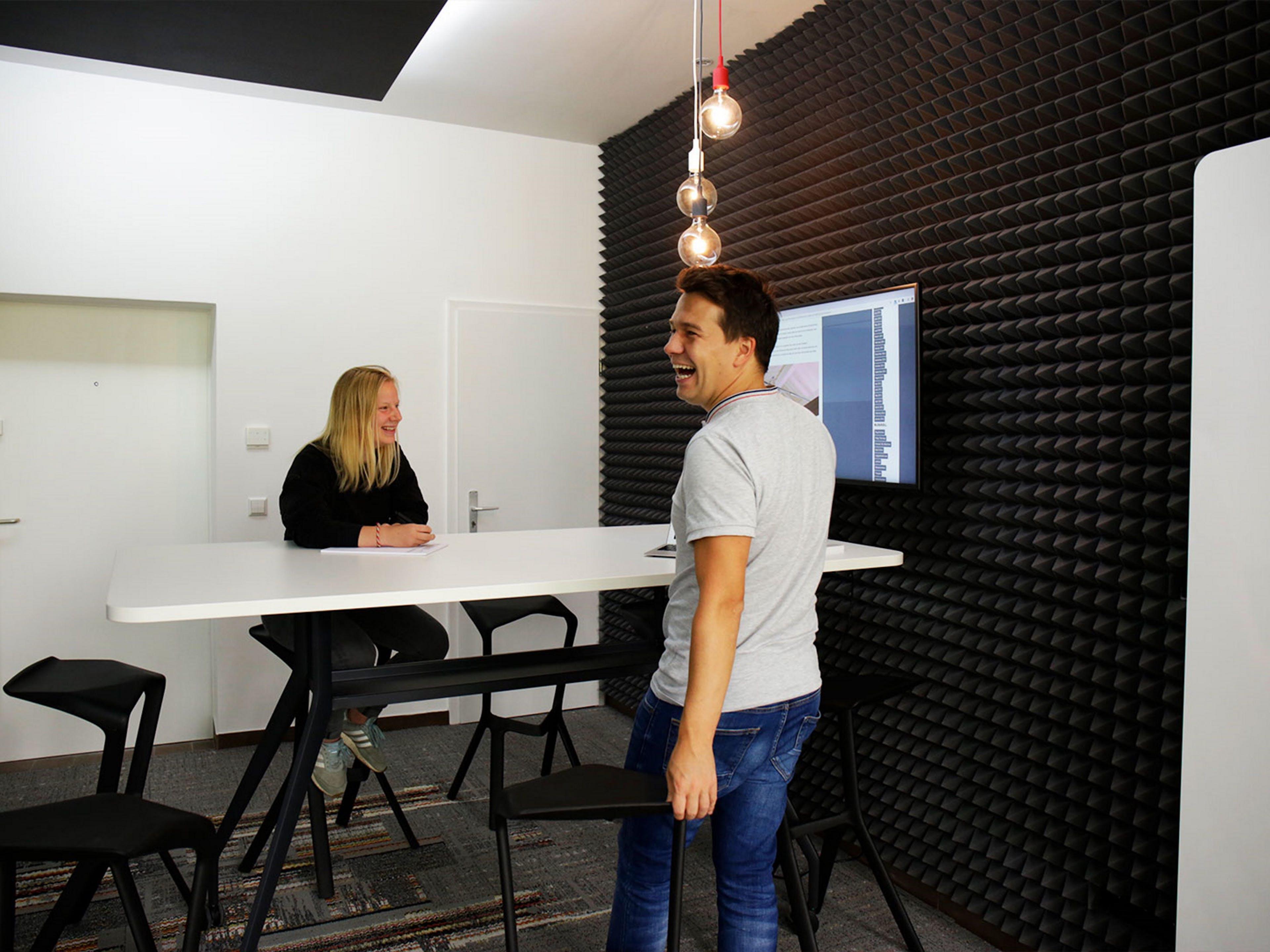 Le nouveau studio photo de schoenhaesslich, conçu par smow