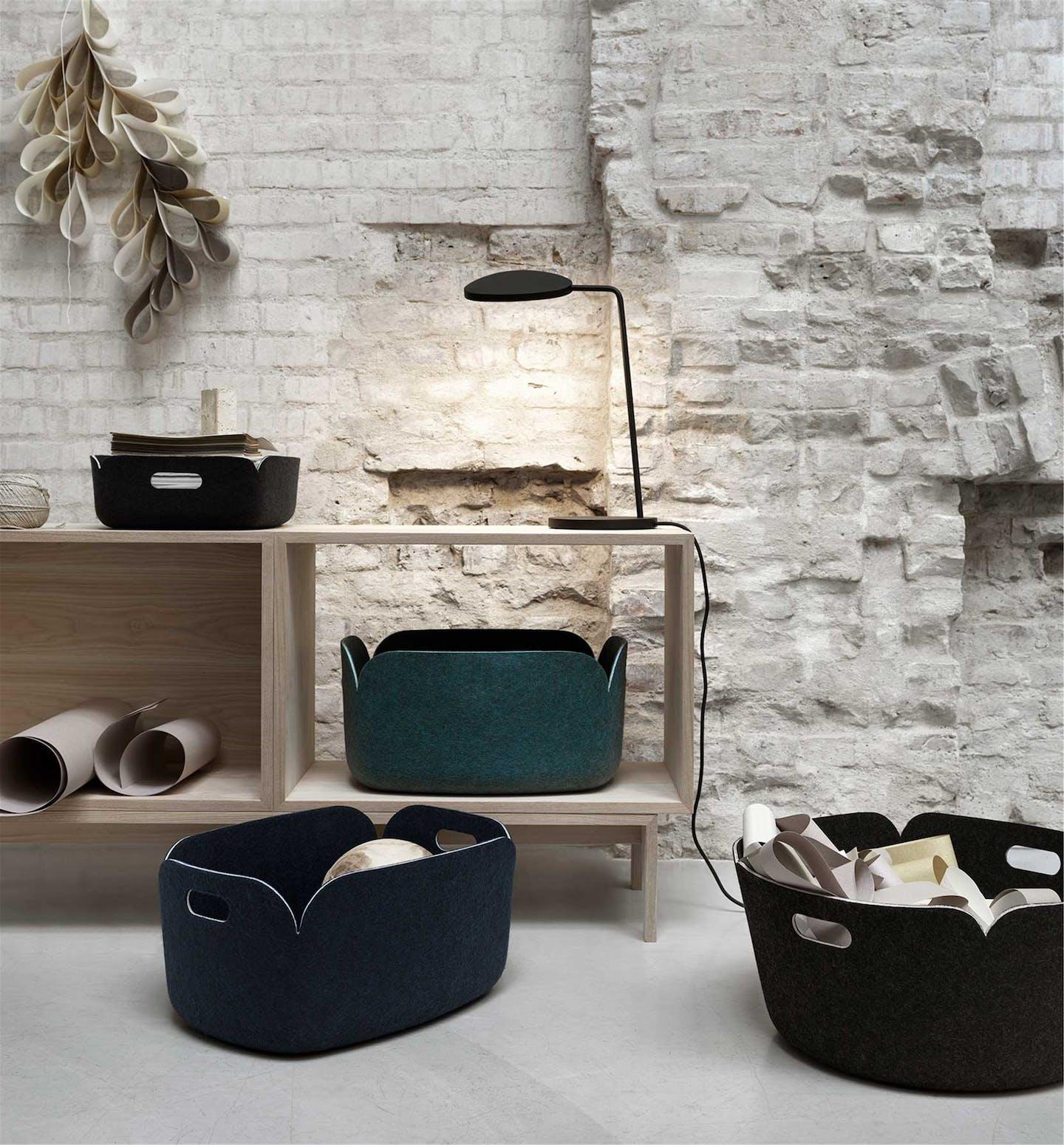 muuto restore basket sustainable design
