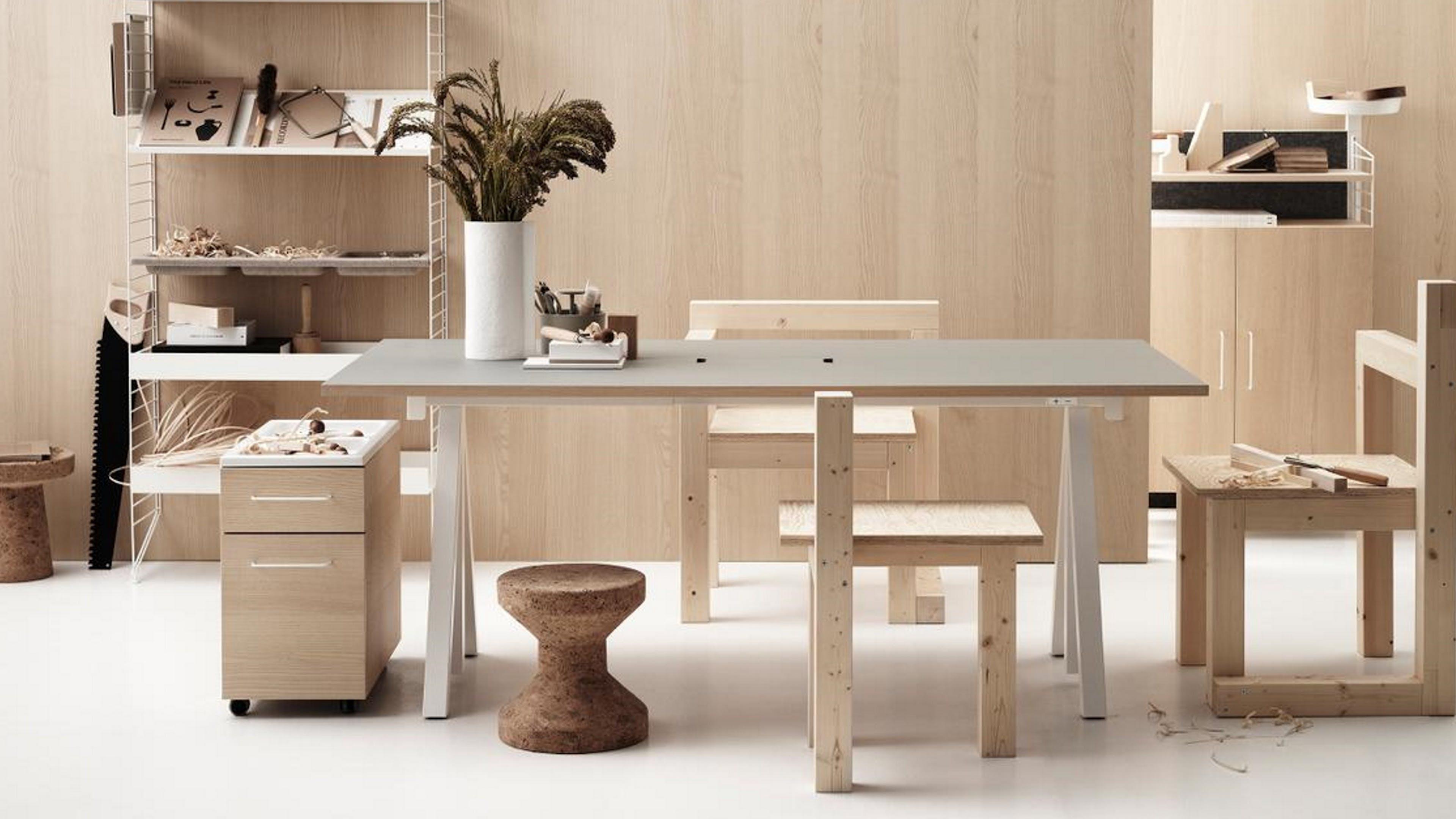 Vitra sustainable furnishings