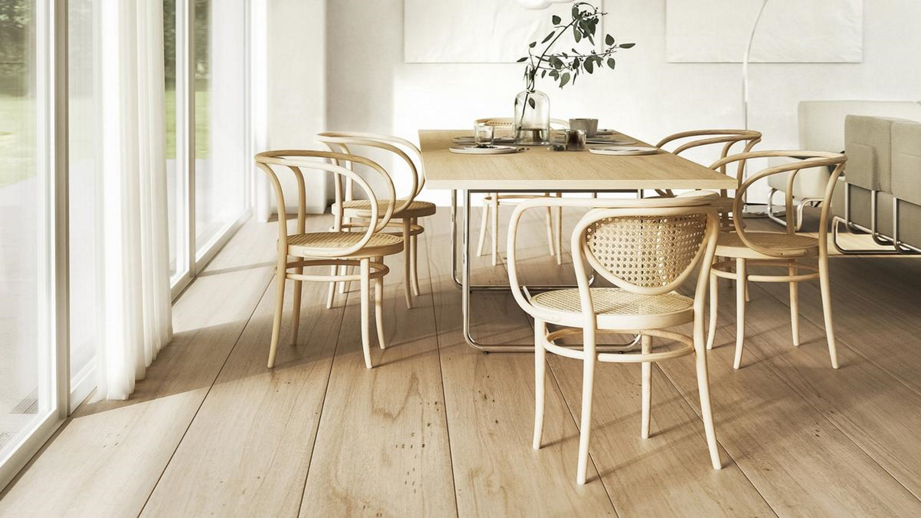 Sustainable living with Thonet furniture