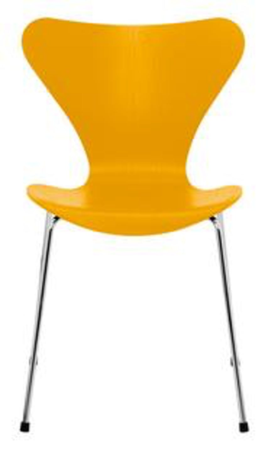 Serie 7 Chair 3107 New Colours
