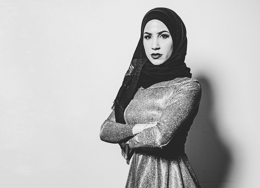 Zeina Nassar beim Made For More Award