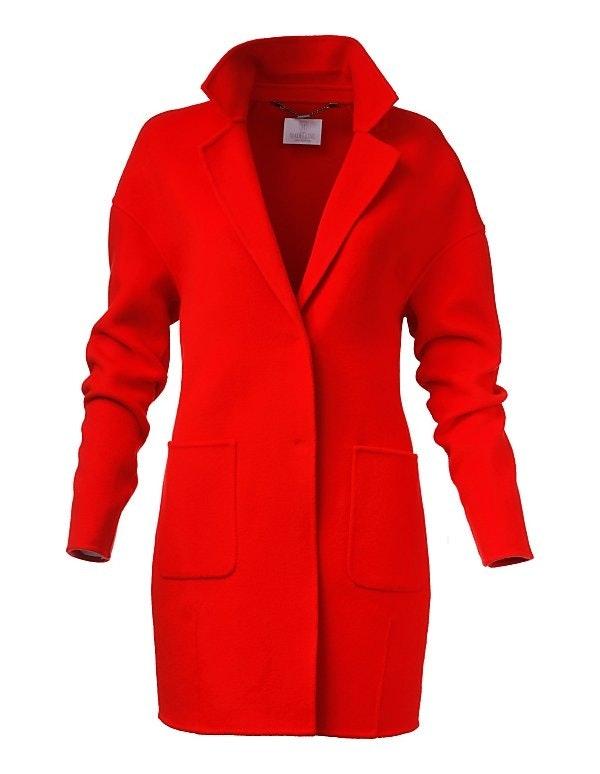Oversize-Jacke in Doubleface-Qualität