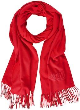 roter Schal von Street One