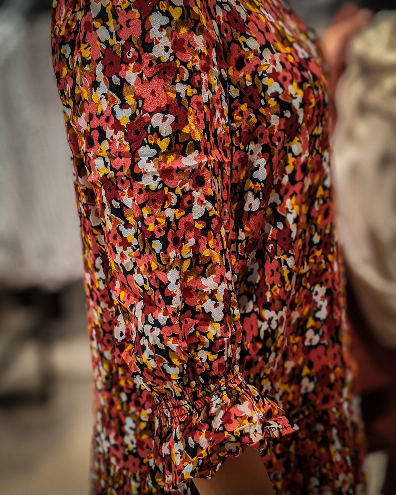 Blümchenkleid von Only für Damen