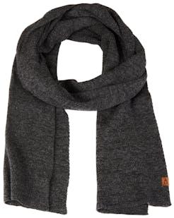 dunkelgrauer Schal