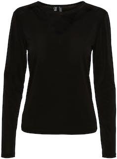 schwarzes Shirt von VERO MODA