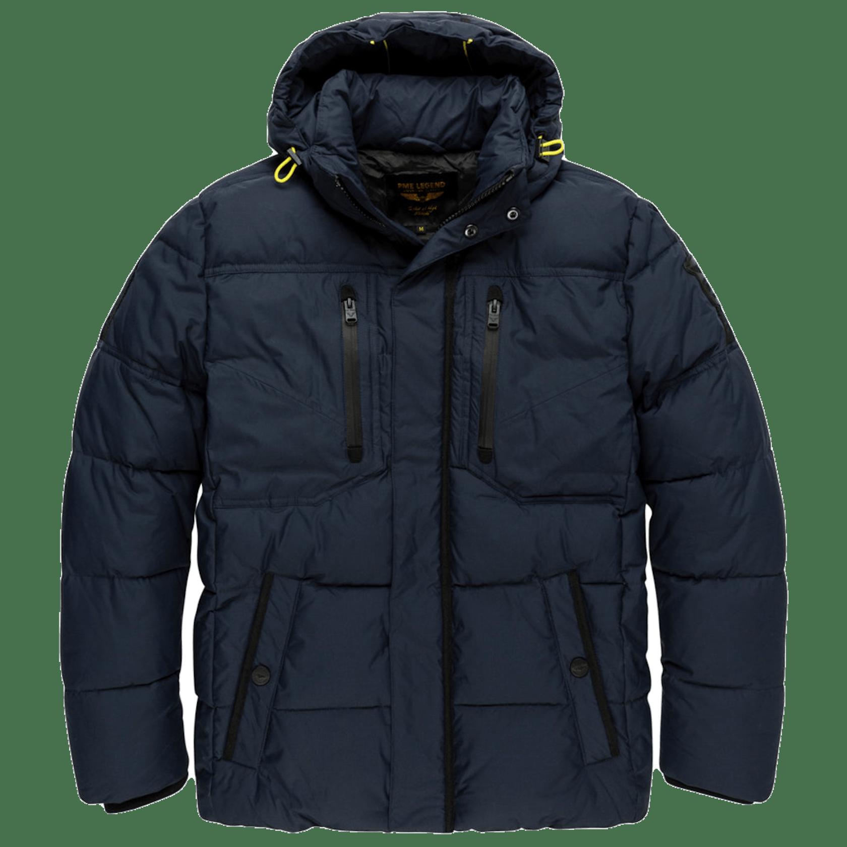 Winterjacke in dunkelblau von PME für Herren
