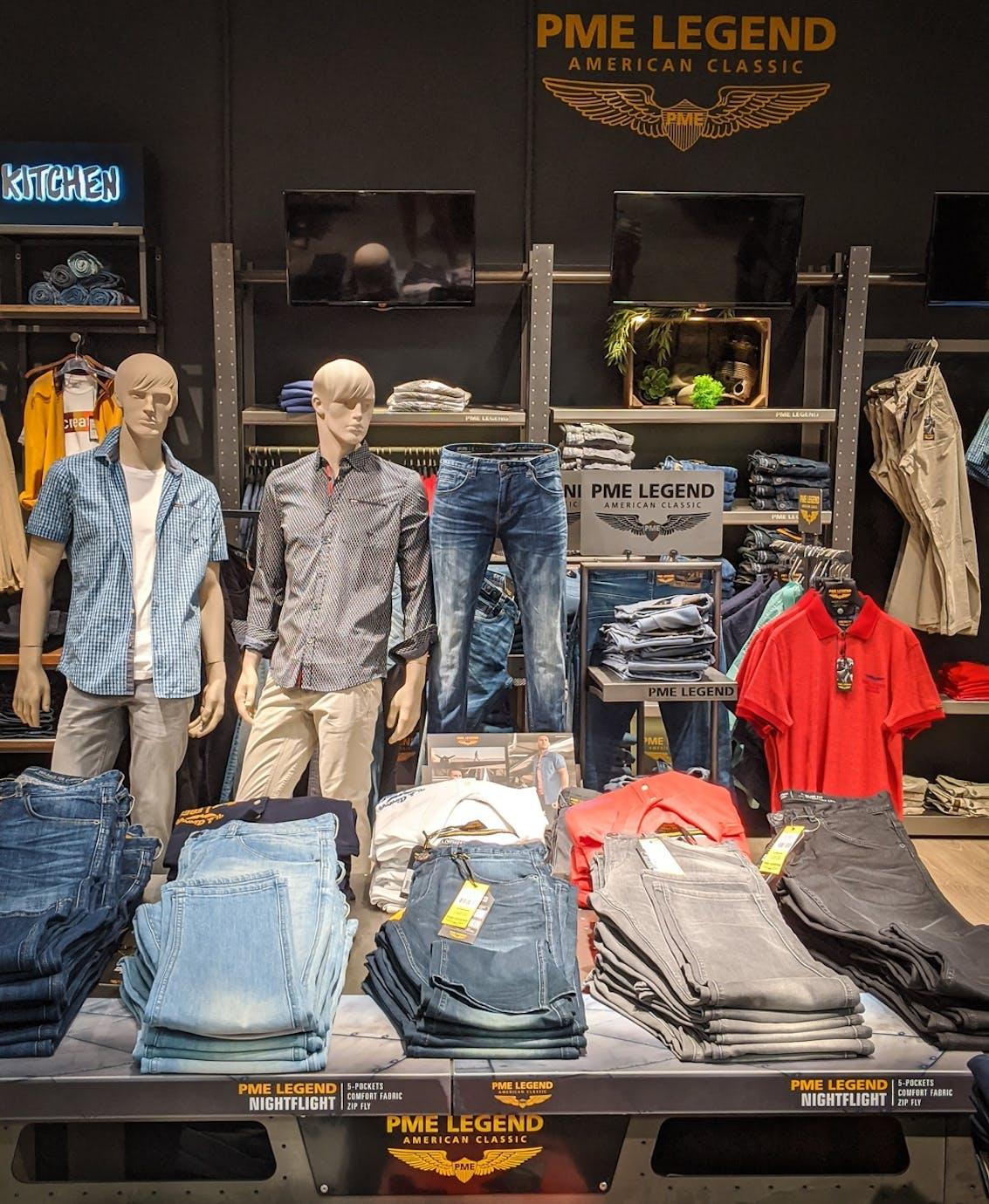 Mode von PME Legend