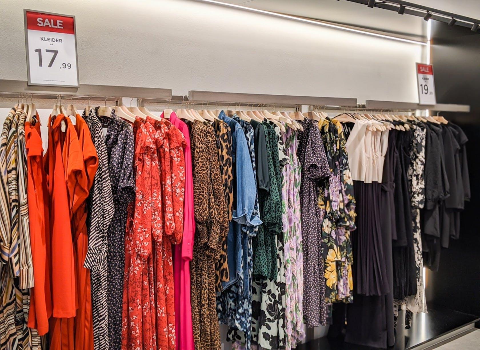 Kleider reduziert im Sale