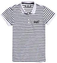 maritim gestreiftes T-Shirt von Superdry