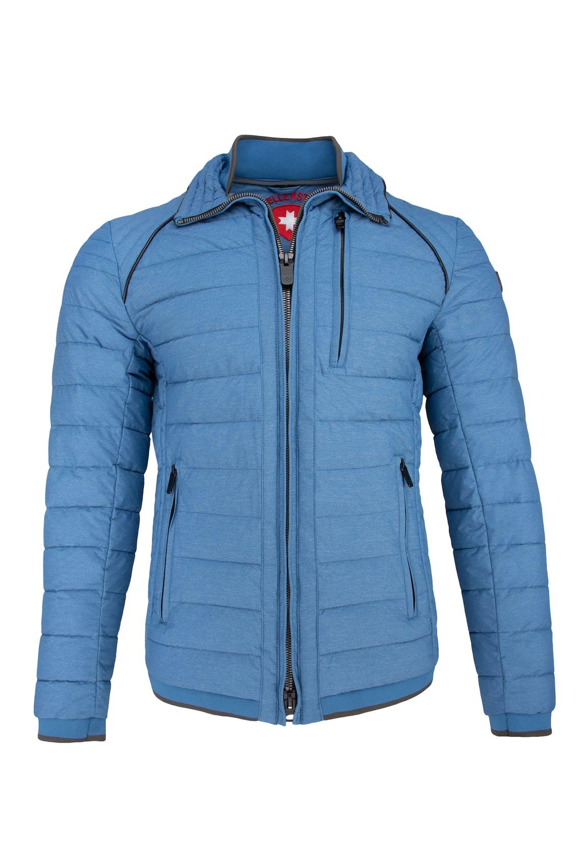 Winterjacke in hellblau von Wellensteyn für Herren