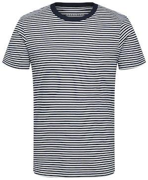 gestreiftes Shirt von Selected