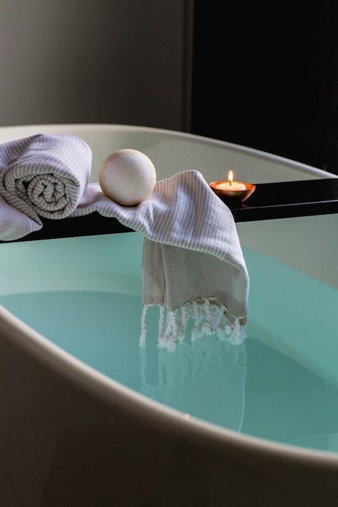 Spa at Home - ein Bad in der Wanne gehört dazu