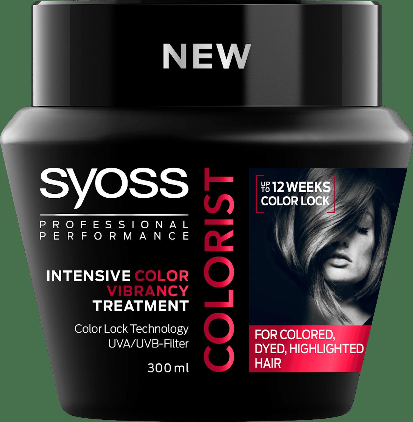 Syoss Colorist Intensive Color Vibrancy Treatment