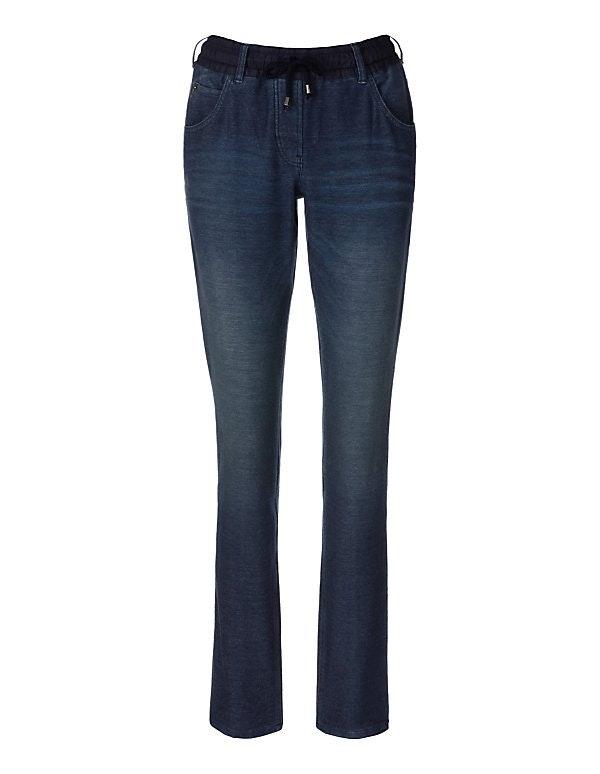 Lässige Jogg-Jeans