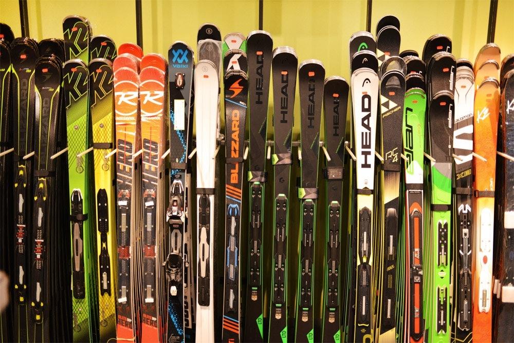 Ski-reduziert-Schuster