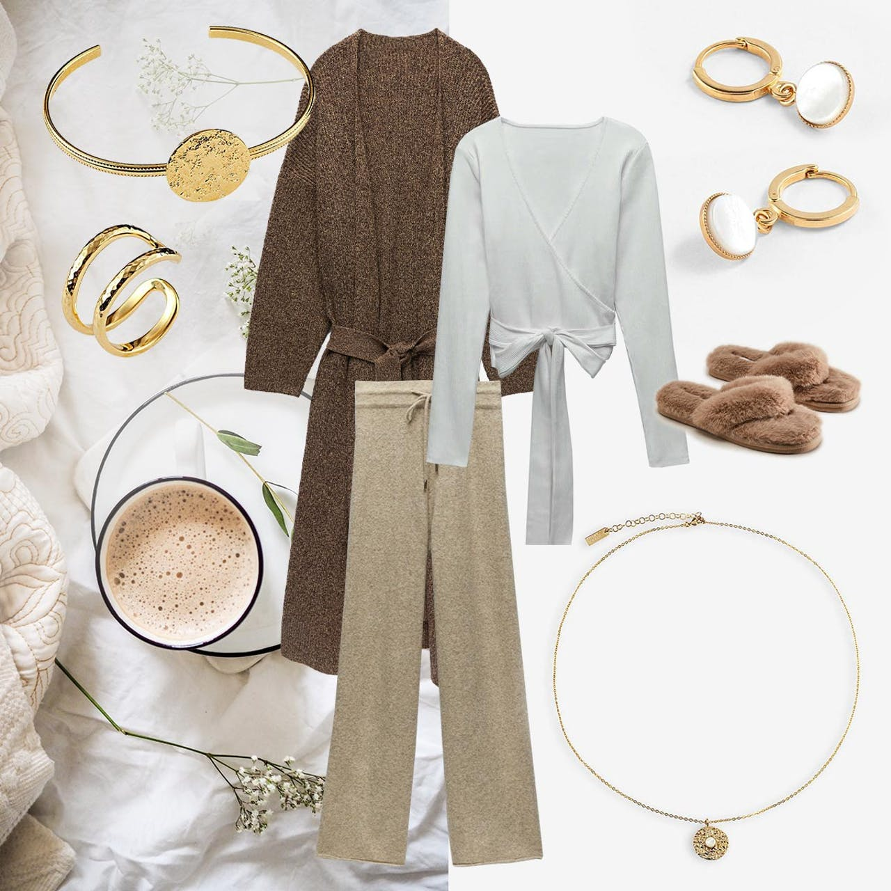 4 Outfits für Deinen Boho-Look