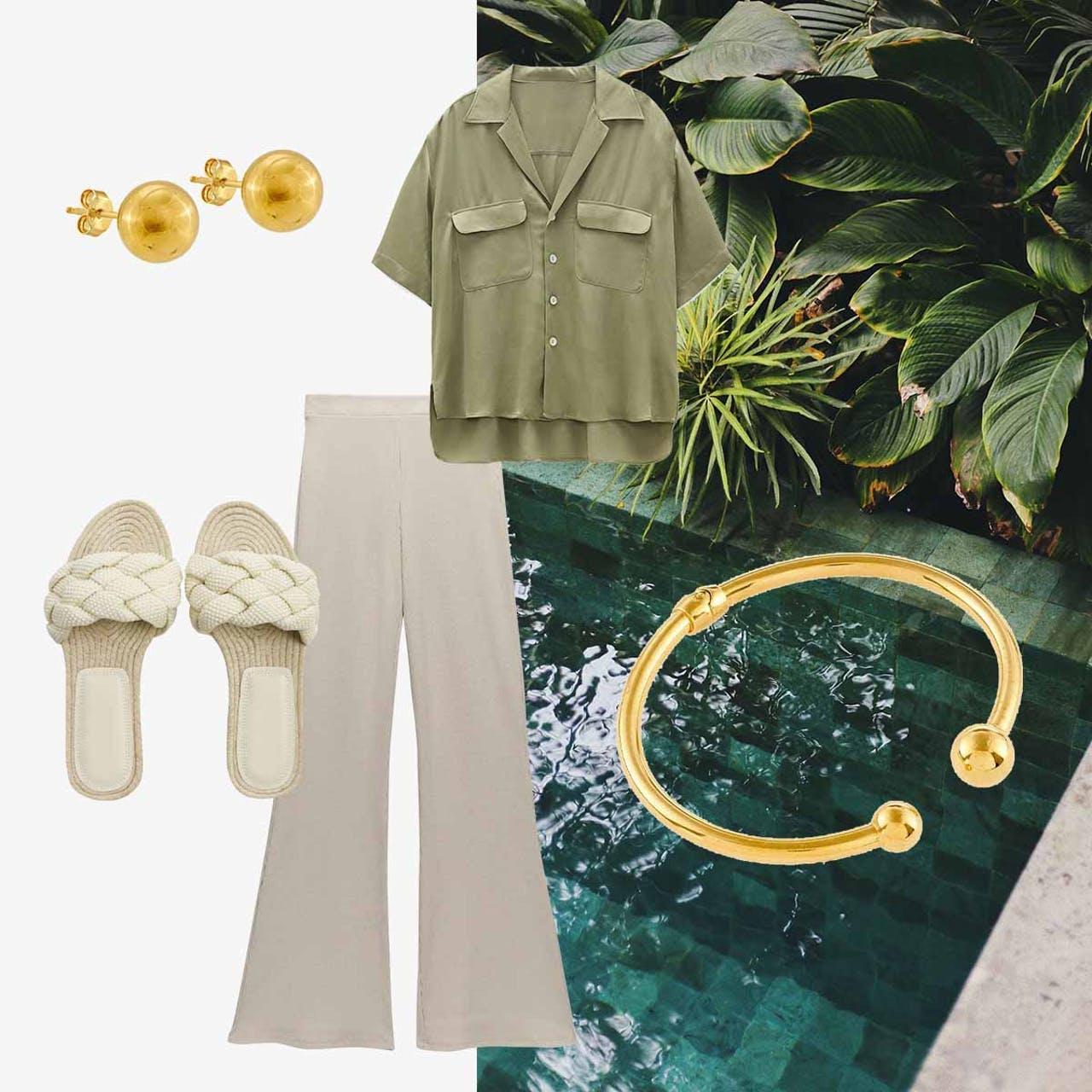 4 Outfits für Deinen minimalistischen Look
