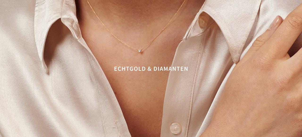 Echtgold & Diamanten