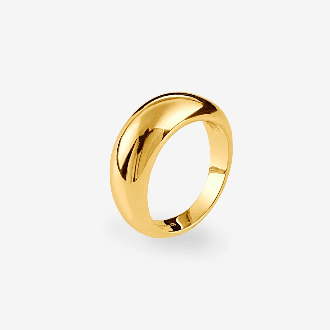 Dome - Ringe - Gold