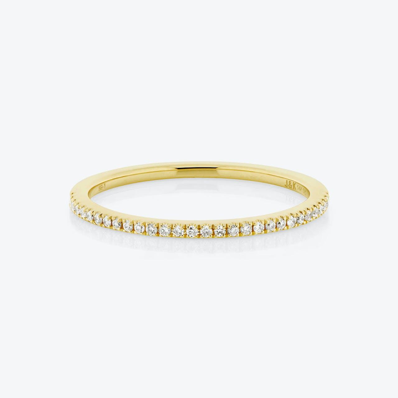 ring 002 - Ringe - Gold