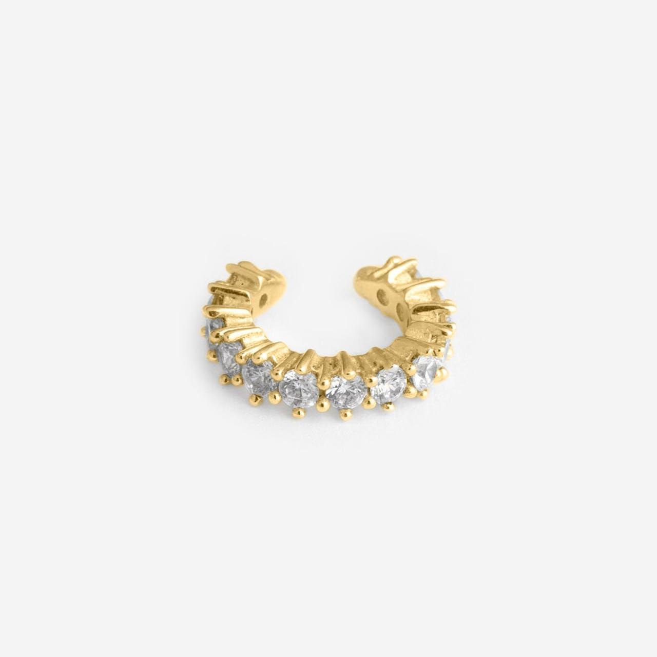Celestia - Earcuffs - Gold