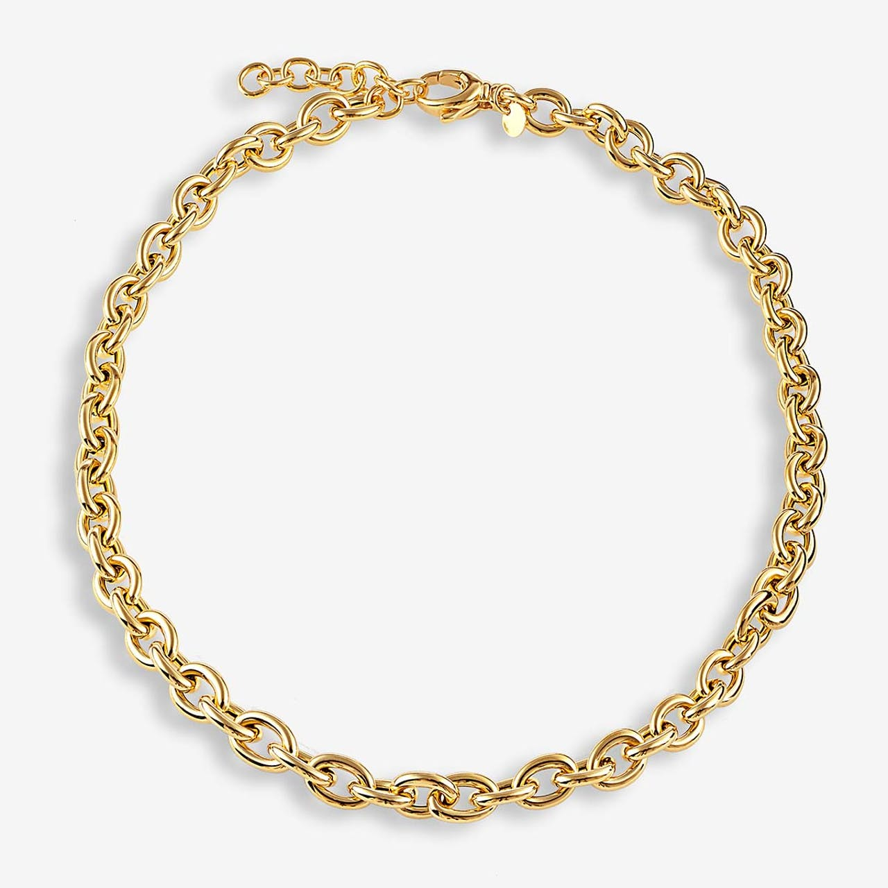 Hailey - Halsketten - Gold