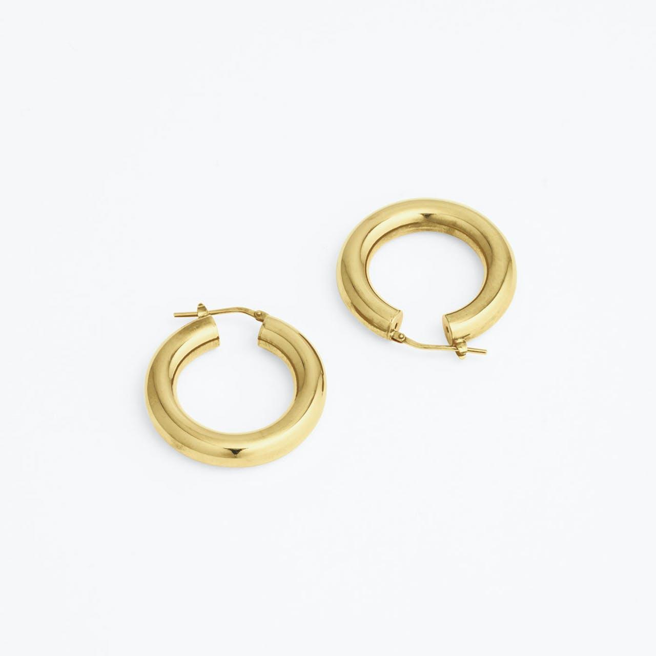 Medium - Creolen - Gold