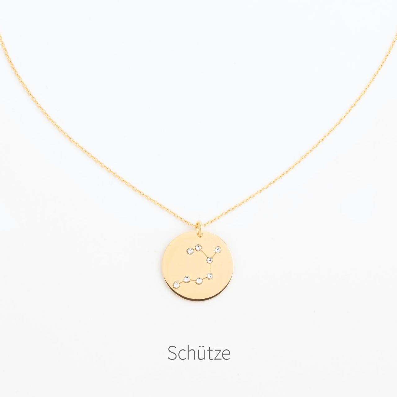 Svea - Halsketten - Gold