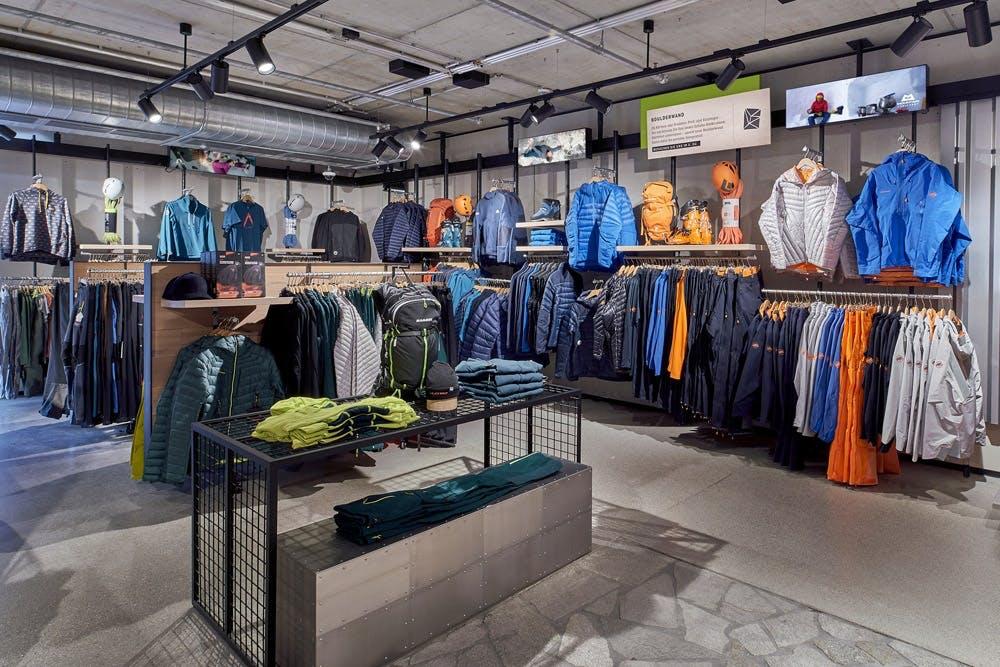Bergsport-Sport-Schuster