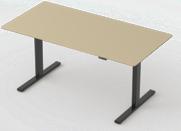 Modulor T Tisch nach Maß
