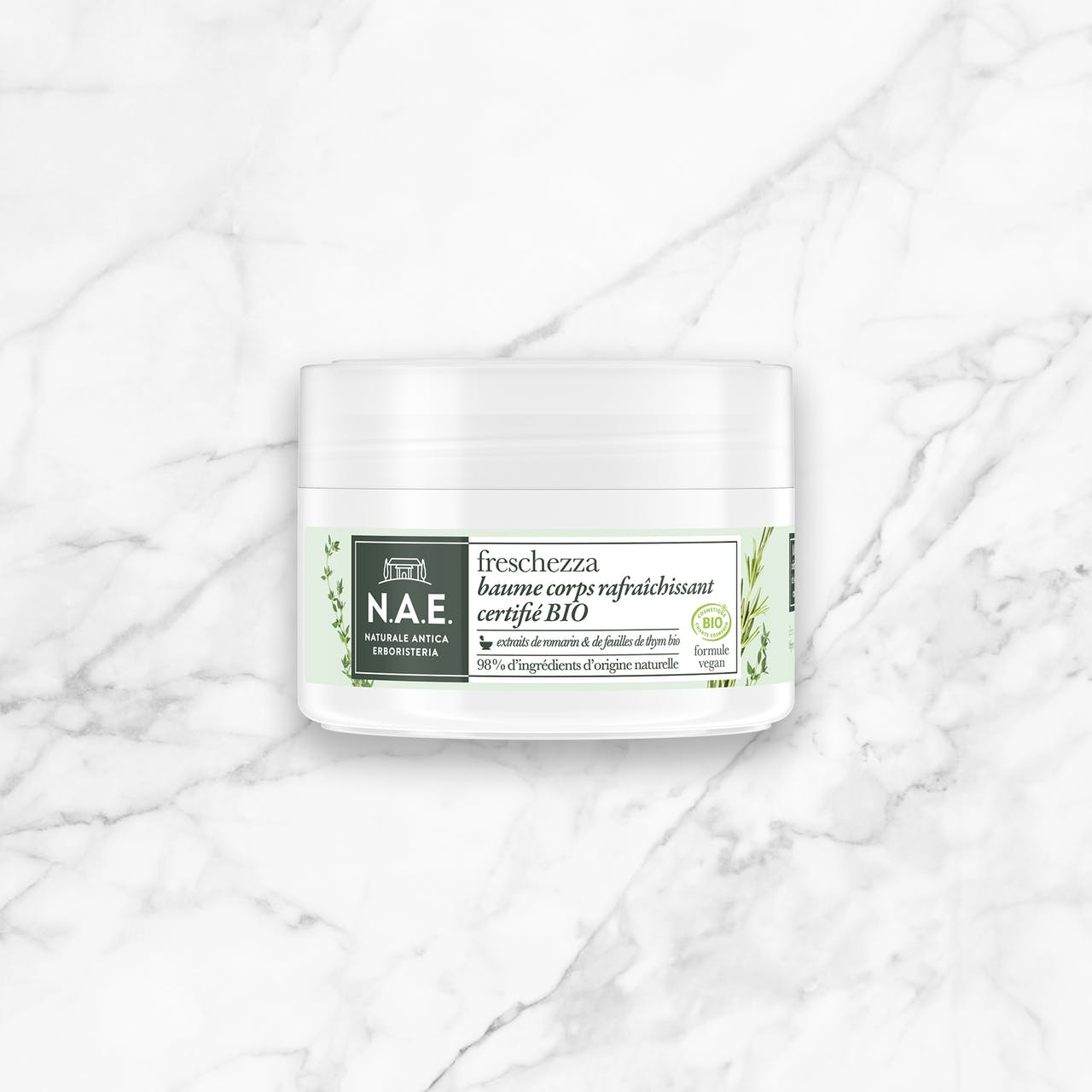 Refreshing Body Balm