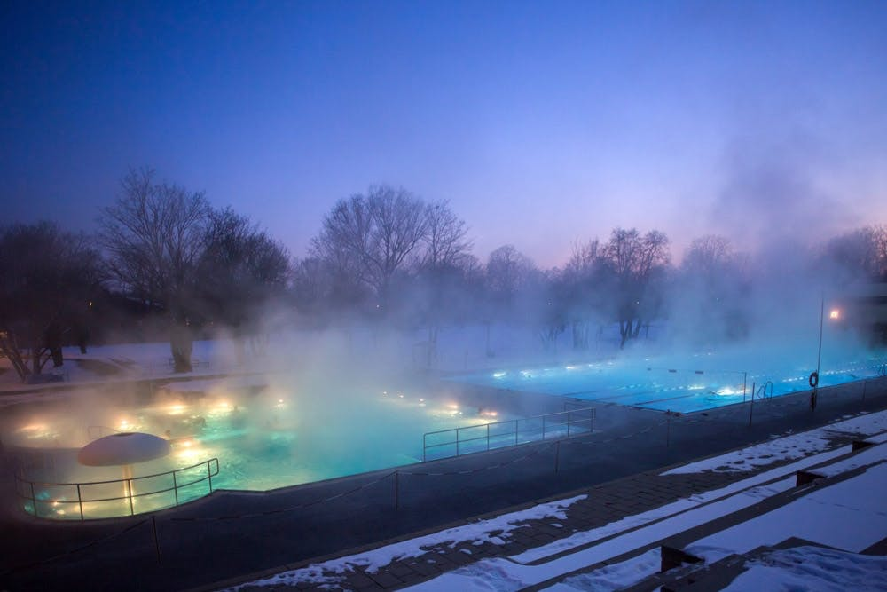 Dantebad-Warmfreibad-München