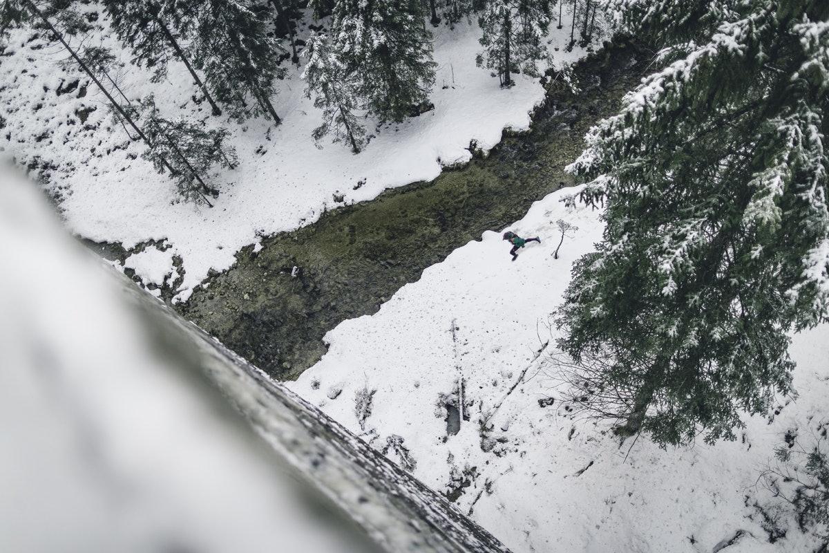Winterlaufschuhe Salomon XA alpine