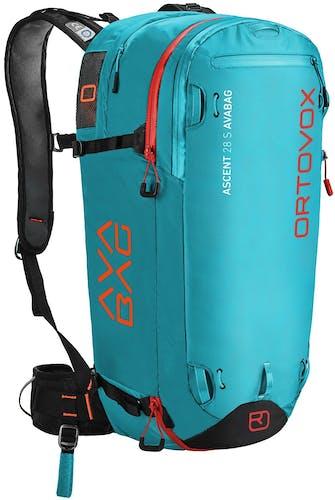 Ortovox Ascent 28 S AVABAG - zaino airbag