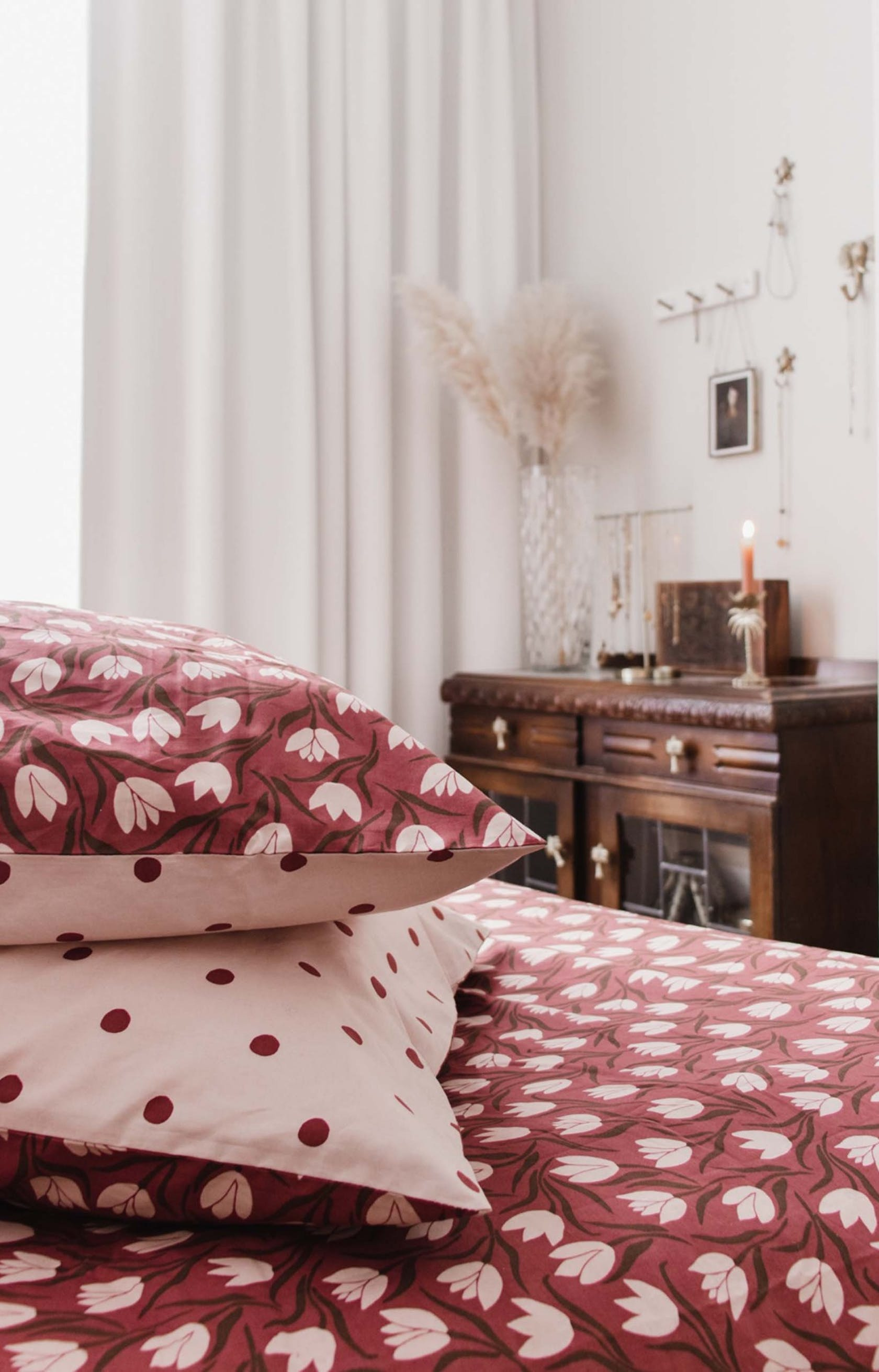 Duvet covers made from organic cotton