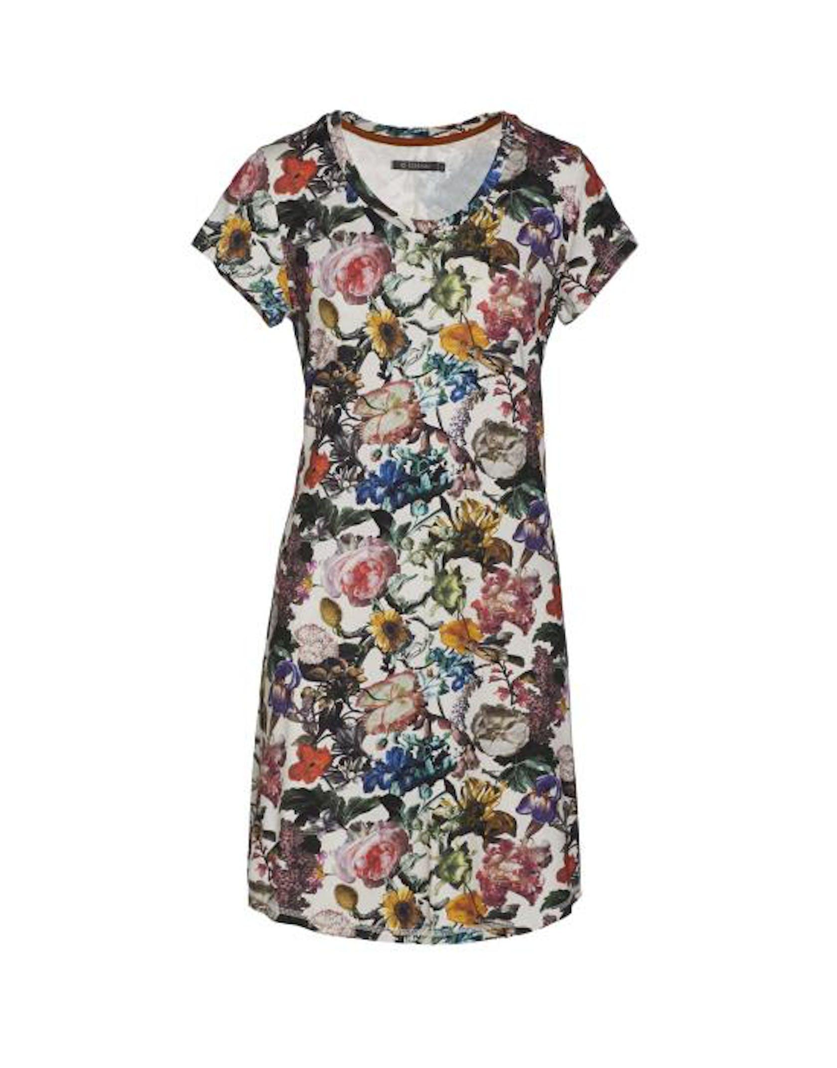 ESSENZA Isa Famke Vanilla Nightdress short sleeve M