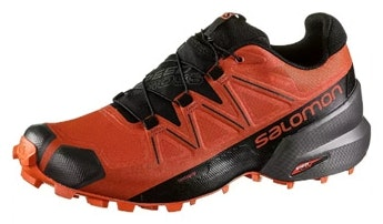 Salomon Speedcross 5 GTX poppy orange