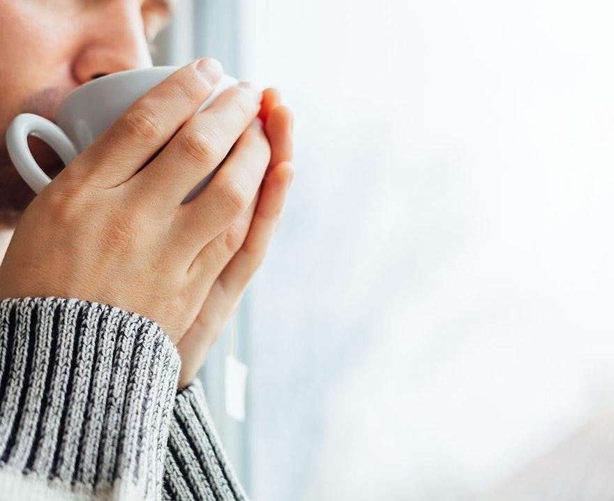 Ingwertee gegen Erkältung