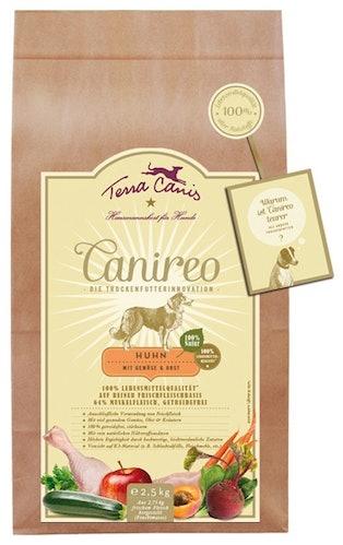 Terra Canis - Trockenfutter - Canireo Huhn (getreidefrei)