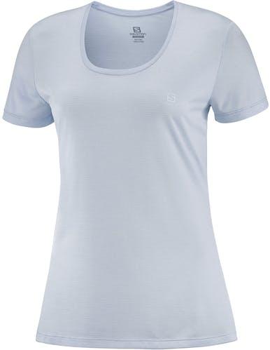 Salomon Agile - T-shirt trail running - donna