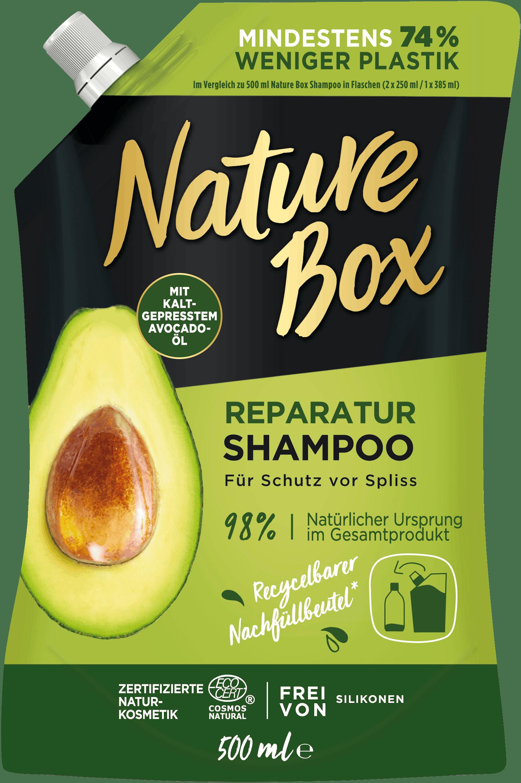 Shampoo Nachfüllbeutel