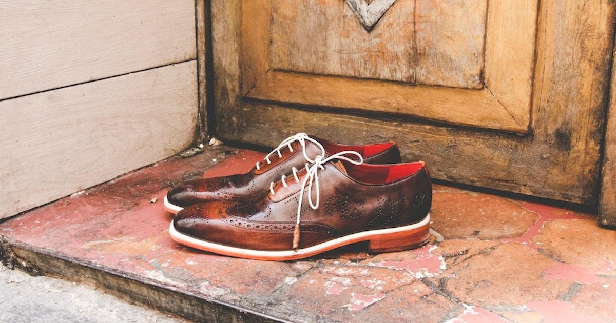Melvin & Hamilton Magazine Derby and Oxford schoenen