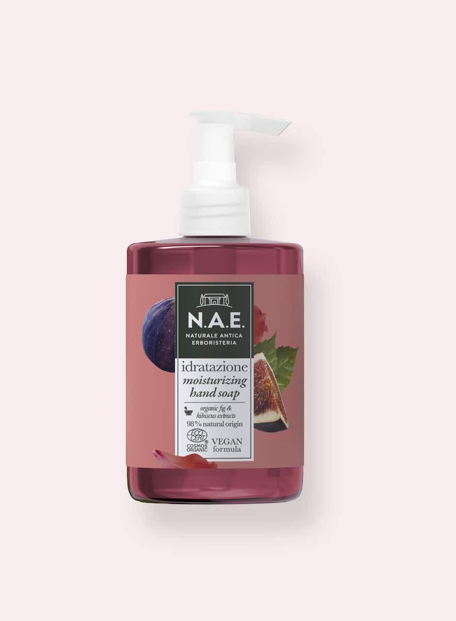 Moisturizing Liquid Hand Soap